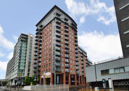 1 Bedroom Flat for sale in Metis, 1 Scotland Street, Sheffield, South Yorkshire