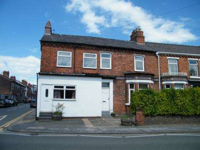 4 Bedrooms End Of Terrace House for sale in Middlewich Road, Northwich, Cheshire