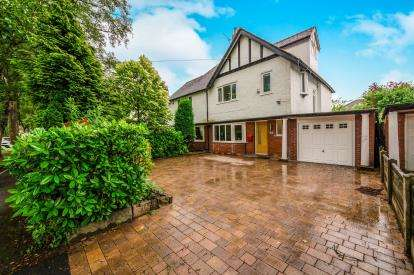 4 Bedrooms Semi Detached House for sale in Grange Road, Eccles, Manchester, Greater Manchester