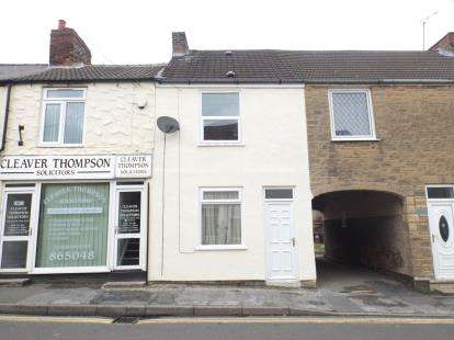 3 Bedrooms Terraced House for sale in Eyre Street, Clay Cross, Chesterfield, Derbyshire