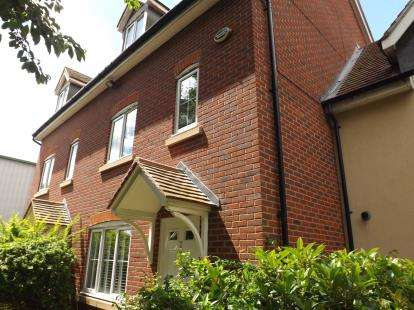 3 Bedrooms Terraced House for sale in Caudale Court, Gamston, Nottingham