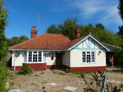 2 Bedrooms Bungalow for sale in Hoveton, Norwich, Norfolk