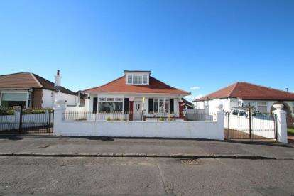 3 Bedrooms Bungalow for sale in Edzell Drive, Newton Mearns