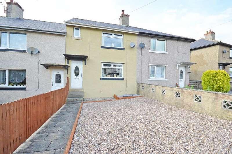 3 Bedrooms Terraced House for sale in 39 Aldersley Avenue, Skipton,