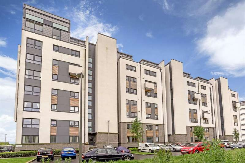 2 Bedrooms Flat for sale in 24/1 Colonsay View, Edinburgh, EH5