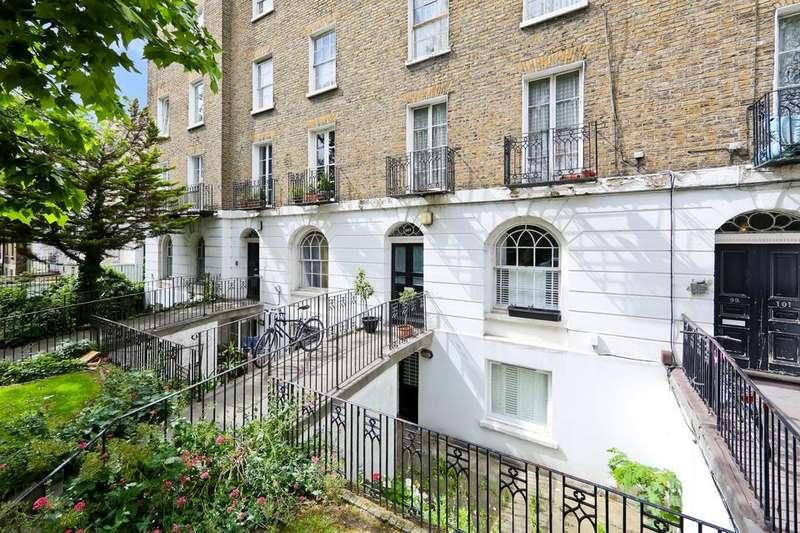 1 Bedroom Flat for sale in Vassall Road, London SW9
