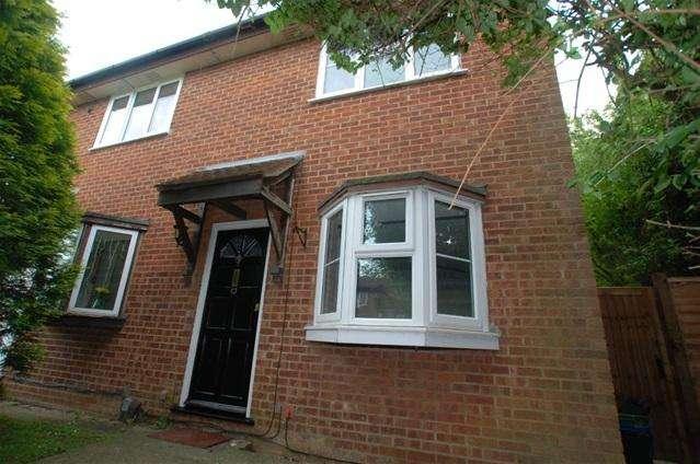 2 Bedrooms Semi Detached House for sale in Thorley Park, Bishops Stortford, Bishops Stortford