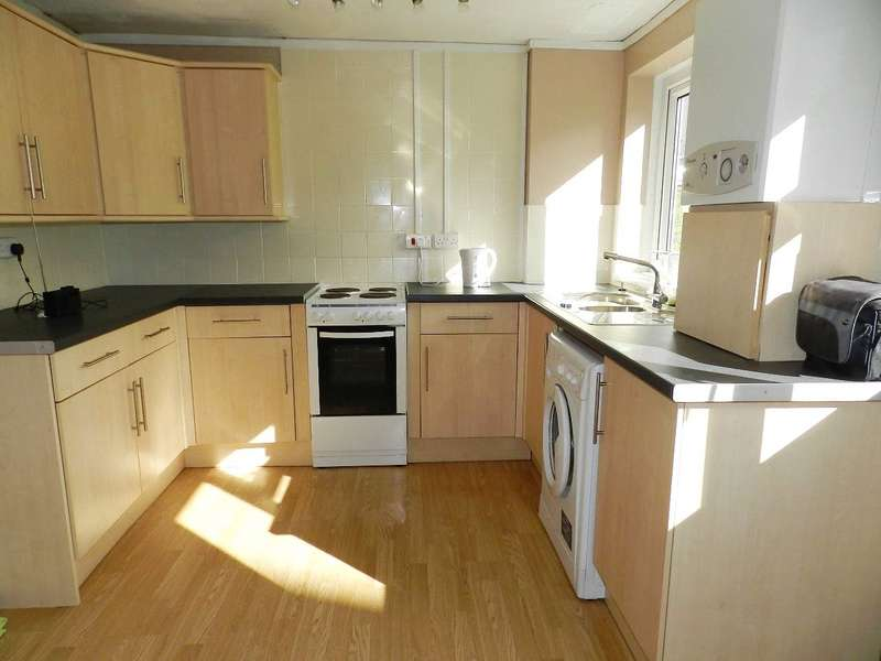 2 Bedrooms Flat for sale in Flat 15, Dorchester Court, Curlew Close, Haverfordwest