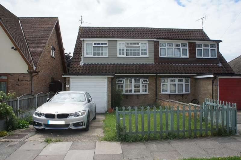3 Bedrooms Semi Detached House for sale in Gravel Road, Leigh-on-Sea SS9
