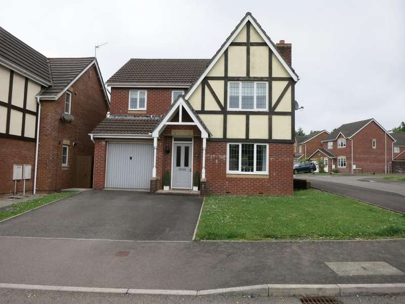 4 Bedrooms Detached House for sale in Llyn Tircoed, Tircoed Forest Village, Penllergaer, Swansea