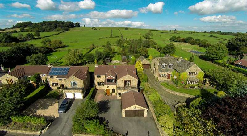 5 Bedrooms Detached House for sale in Whiteleaf, Layton Avenue, Rawdon