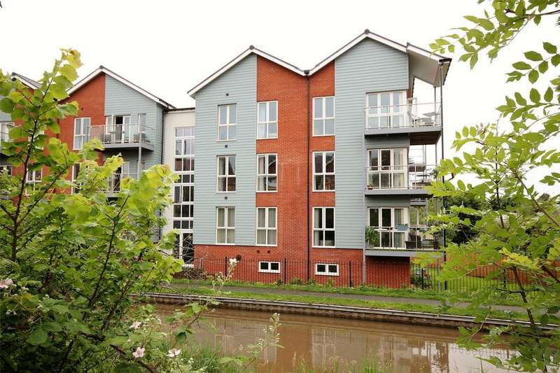 2 Bedrooms Flat for sale in Brookside Terrace, 32 The Lane, Barbourne, Worcester