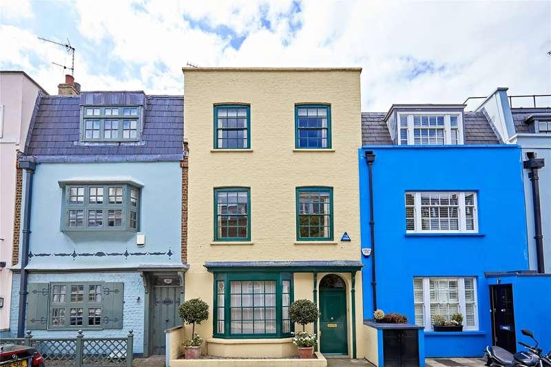 3 Bedrooms Terraced House for sale in Godfrey Street, London, SW3