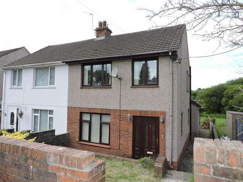 3 Bedrooms Property for sale in Rhyddwen Road, Craig- Cefn-Parc
