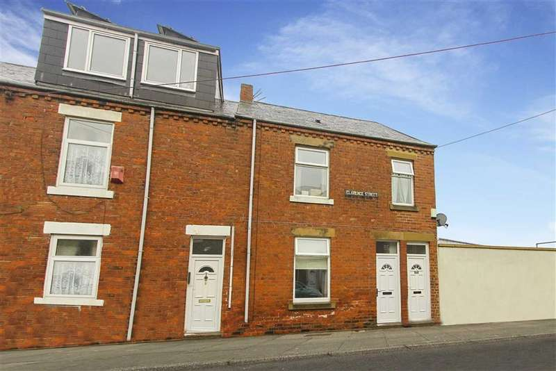 2 Bedrooms Flat for sale in Clarence Street, Seaton Sluice, Tyne And Wear