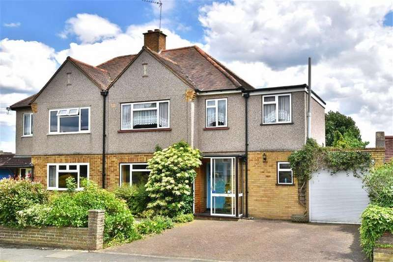 4 Bedrooms Semi Detached House for sale in Eastry Avenue, Bromley, Kent