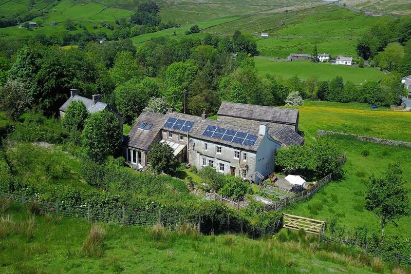 5 Bedrooms Unique Property for sale in Hobsons Farm, Cowgill, Sedbergh, Cumbria