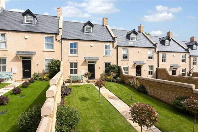 4 Bedrooms Terraced House for sale in Southbourne Gardens, Bath, BA1