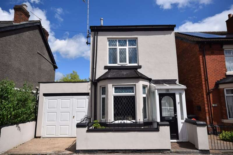 3 Bedrooms Detached House for sale in Vernon Road, Kirkby-In-Ashfield, Nottingham, NG17