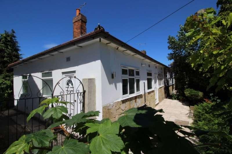 2 Bedrooms Semi Detached Bungalow for sale in Upper Park Road, Belvedere, DA17