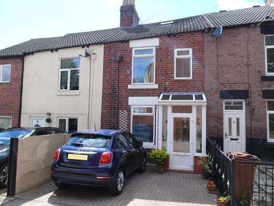 3 Bedrooms Terraced House for sale in 80 High Street, Royston, Barnsley, S71 4RN