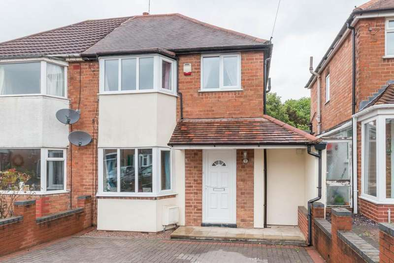 3 Bedrooms Semi Detached House for sale in Wiseacre Croft, Shirley, Solihull