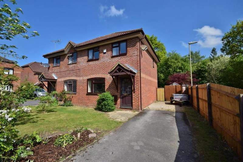 3 Bedrooms Semi Detached House for sale in Bramley, Tadley, RG26