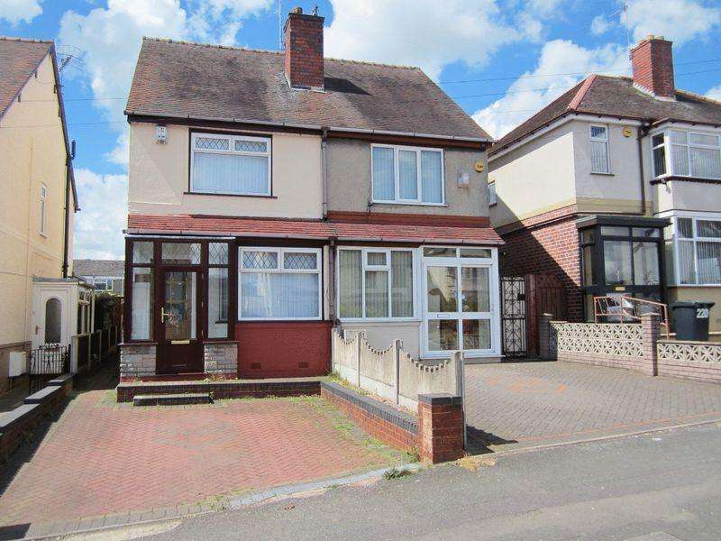 2 Bedrooms House for sale in Cradley Road, Dudley