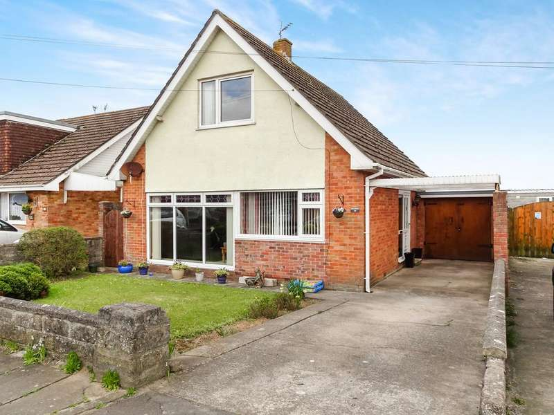 3 Bedrooms Detached House for sale in LONG ACRE DRIVE, NOTTAGE, PORTHCAWL CF36 3SB