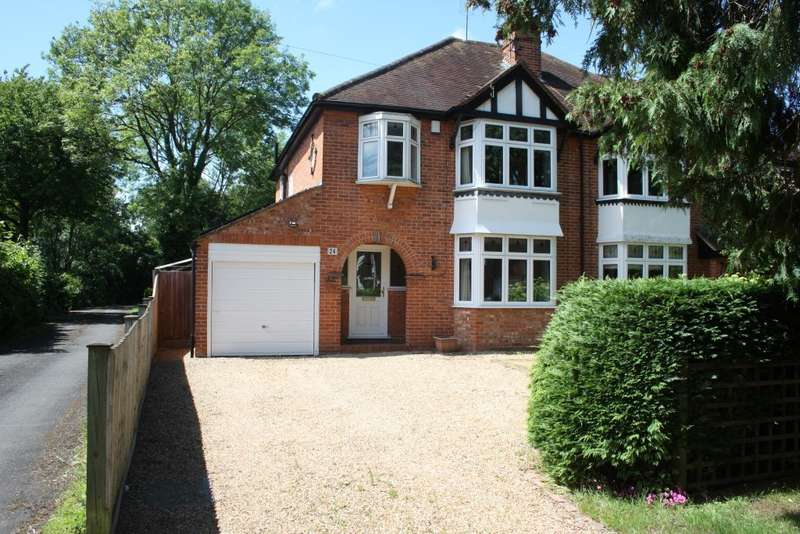 3 Bedrooms Semi Detached House for sale in Luckmore Drive, Earley, Reading, RG6