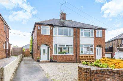 3 Bedrooms Semi Detached House for sale in Kenilworth Grove, Newcastle, Staffordshire, Staffs