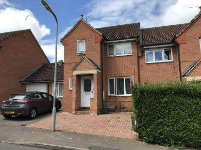 4 Bedrooms Link Detached House for sale in Primrose Way, Buckingham