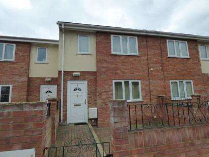 3 Bedrooms Terraced House for sale in Creasy Court, Raglan Avenue, Waltham Cross, Hertfordshire