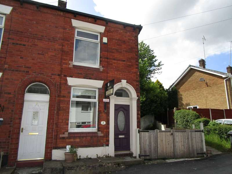 2 Bedrooms Terraced House for sale in Albert Street, Royton