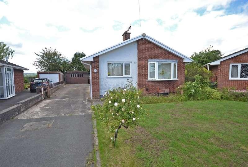 2 Bedrooms Detached Bungalow for sale in Grampian Avenue, Lupset