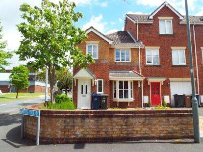 3 Bedrooms End Of Terrace House for sale in Roberts Court, Leyland, PR25