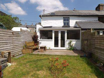 2 Bedrooms End Of Terrace House for sale in Cwmorthin Road, Tanygrisiau, Blaenau Ffestiniog, Gwynedd, LL41