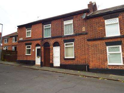 3 Bedrooms Terraced House for sale in Stonehills Lane, Runcorn, Cheshire, WA7