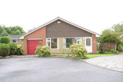 3 Bedrooms Bungalow for sale in Cow Lees, Westhoughton, Bolton, Greater Manchester, BL5