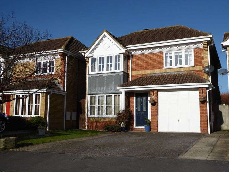 4 Bedrooms Property for sale in Swallow Close, Bicester