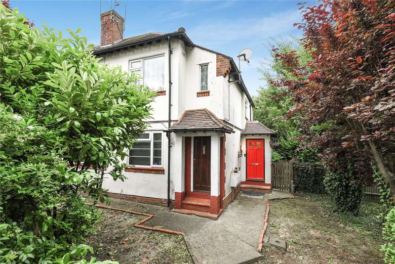 2 Bedrooms Maisonette Flat for sale in Alexandra Avenue, Harrow, Middlesex, HA2