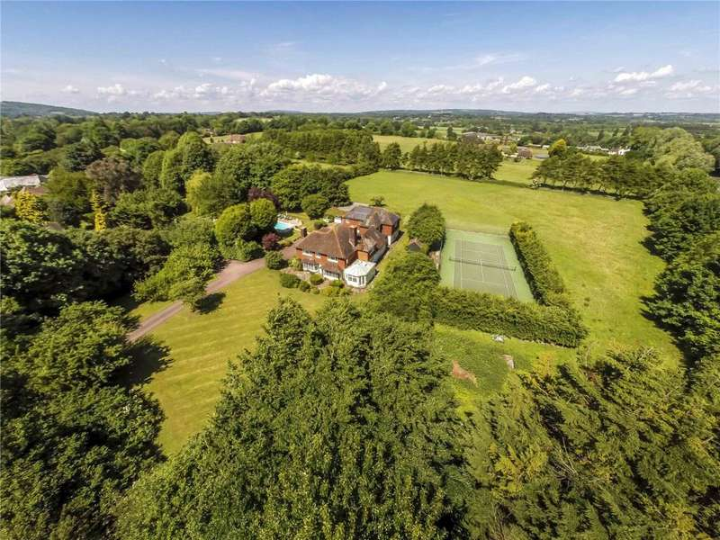 6 Bedrooms Detached House for sale in Westburton Lane, Bury, Pulborough, West Sussex, RH20