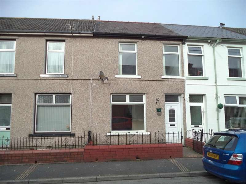 2 Bedrooms Terraced House for sale in Alfred Street, Ebbw Vale, NP23