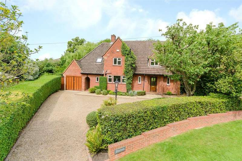 4 Bedrooms Detached House for sale in Sefton Paddock, Stoke Poges, Buckinghamshire