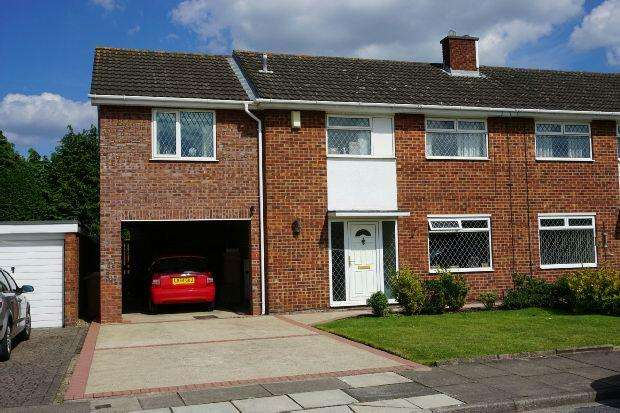 4 Bedrooms Semi Detached House for sale in Swiftsure Crescent, Grimsby