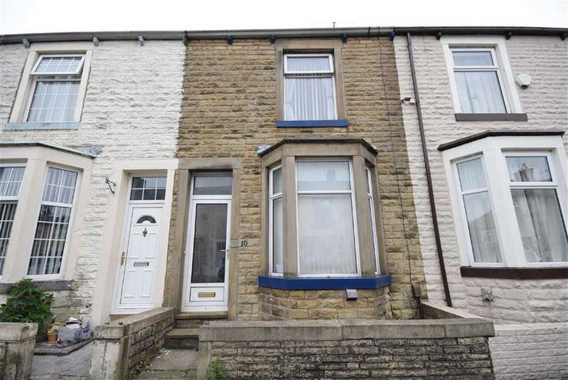 3 Bedrooms Terraced House for sale in Sefton Street, Brierfield, Lancashire