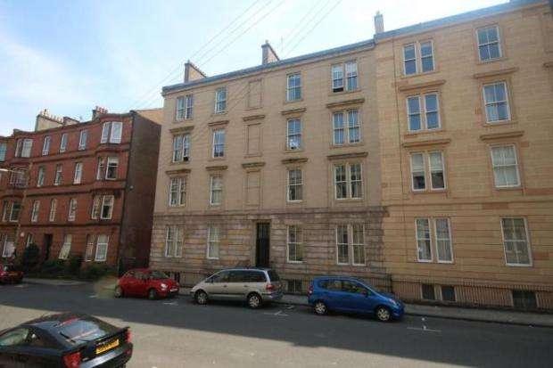 3 Bedrooms Flat for rent in West End Park Street, Woodlands, Glasgow