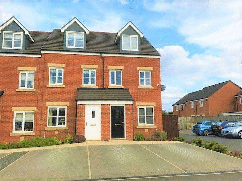 3 Bedrooms House for sale in Sorrel Close, Shotton