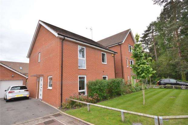 4 Bedrooms Detached House for sale in Tornado Chase, Bracknell, Berkshire