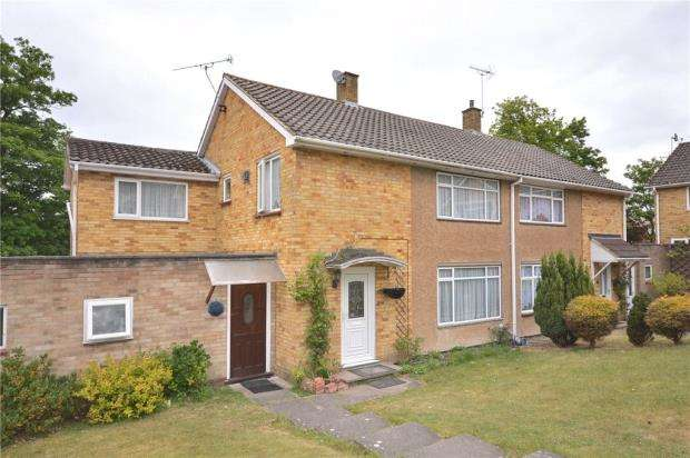5 Bedrooms Semi Detached House for sale in Firlands, Harmanswater, Bracknell